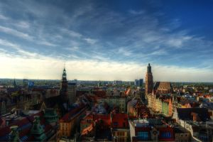 Wroclaw Overview by FinnianTerra
