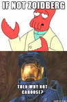 Why not Caboose? by GoateeGuy