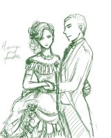 Annette  and Herman Greenhill by whitewestie13