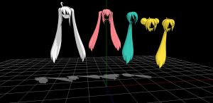 Nakao Hair pack DL by Theshadowman97