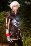 'I stand ready' - Fenris Cosplay by Soylent-cosplay