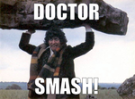 Fourth Doctor Snaps by Jarvisrama99