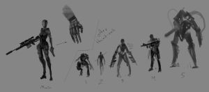 Moar Concepting by fusobotic