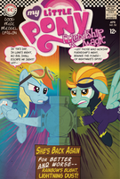 My Little Pony #52 Cover by EpsilonTLOSdark4