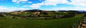 Scottish Panorama 1 by RebelAssasin311