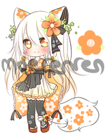 Sketch Fleurange Adopt [ on hold ] by moerenren