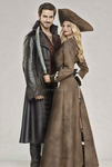 Captain Swan by Litisya