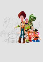 Toy Story 3 Progression #4 by 69ingChipmunkzz