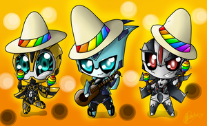 Mexiformers by GazRocks7