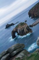 Land's End by linneaphoto