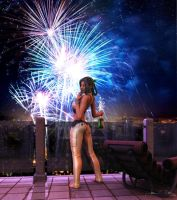 Auld Lang Syne by JacobCharlesDietz