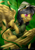 Daring Do's adventure by Pillonchou