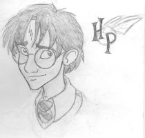 Harry Potter by Laitoste