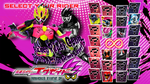 Kamen Rider Genm Level 3 Wallpaper by UnknownChaser
