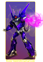 TFP - Shockwave by Killer-Sweet