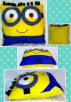 Minion Pillow by mihijime