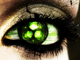 Digital Eye by wild-kard2003