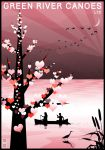Valentines Day by Canoe by houselightgallery