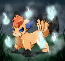 Vulpix by Thiefing