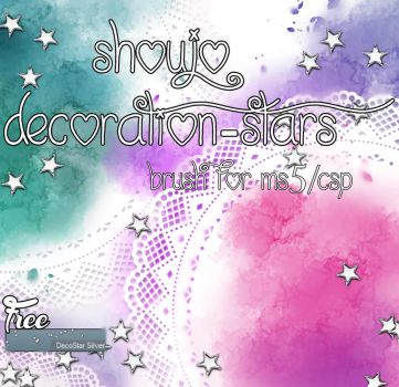 Free deco stars for MS5/ CSP by Yettyen