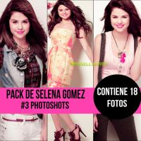 Pack de Selena Gomez photoshot by ANDYSELLYLOVER