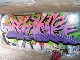 tunnel junk by brisker