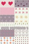 Cute patterns 5 by foley-resources