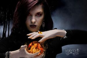 Witch's control by Valeriane