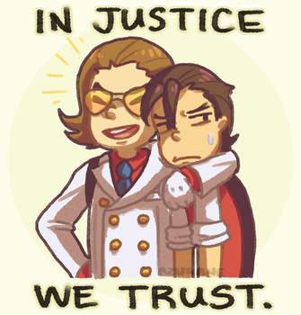 justice by Azurane
