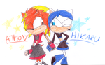 2 Femboys by sonic4ever760