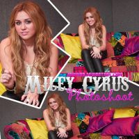 Miley Cyrus Photoshoot by javiih98