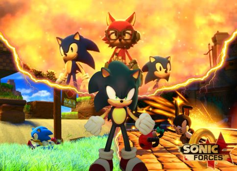 Sonic Forces by SpeedFlash22
