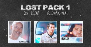Lost Icon Pack -1 by Ion-Sky