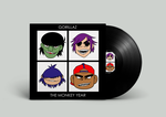 Gorillaz The Monkey Year (Tribute Project) by RobertoJOEL1307
