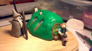 The Hobbit WIP by UntouchedRayne