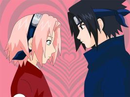 ...:::SasuSaku:::... by DidL
