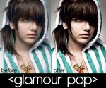 Glamour Pop Action by EekMary