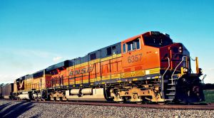 BNSF 6357 and 9953 by SMT-Images