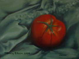 Tomato 1 by sidneyeileen