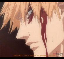Protect The World, Kurosaki Ichigo by HulfBlood