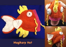 Magikarp Hat by CeltysShadow