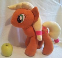 Applejack Plushie by Randur