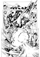 Miss Marvel 29 Pg 18 Inks by Mariah-Benes