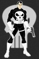THE PUNISHER Prestige Series by Thuddleston