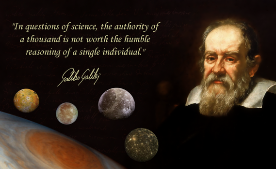 Galileo and Science by hanciong