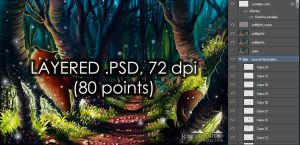Welcome - layered psd file(72dpi.1440x912)80points by Syntetyc