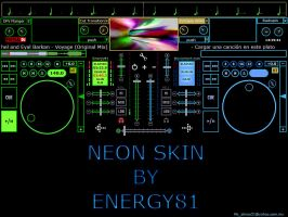 NEON SKIN BY ENERGY81 by energy81
