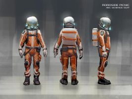 Enviro Suit by Lucfonzy