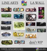 LA Wall by Gaara-Saver