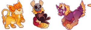 Tidalcast Chibis 6-10 by guIIs